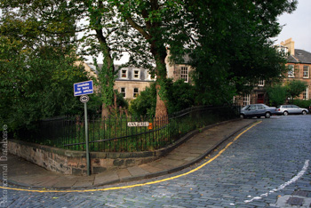 Edinburgh ghosts and hauntings scottish paranormal tales for 12 regent terrace edinburgh